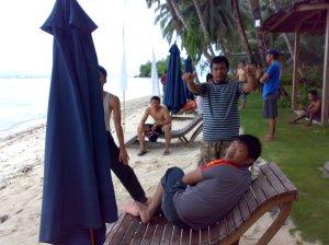 Pantai Sibaranun