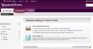 e-mail masuk